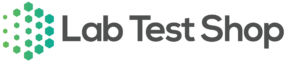 Lab Test Shop Logo